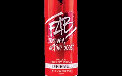 FAB – Bebida de Energía